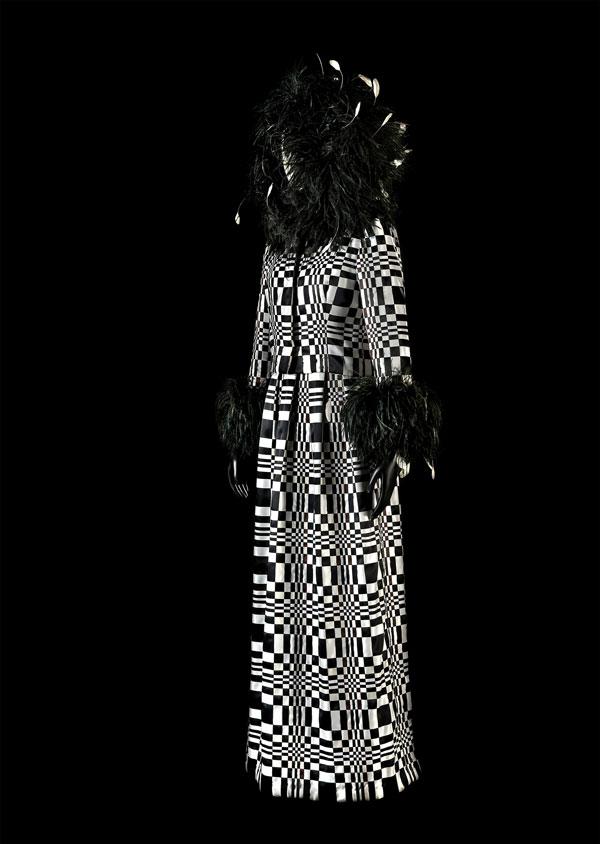 omaggio a Vasarely 1965-3