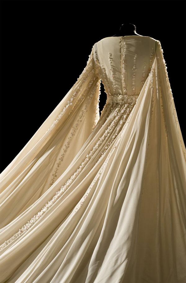 abito sposa Sparaco 1969 2